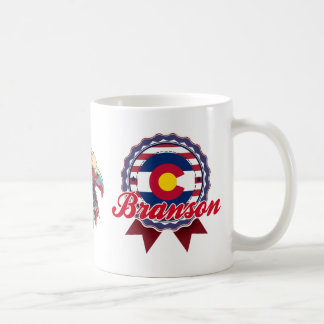 Branson, CO Mug