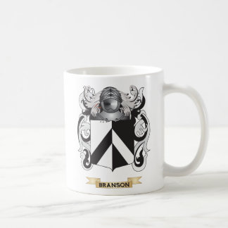 Branson Coat of Arms (Family Crest) Coffee Mugs