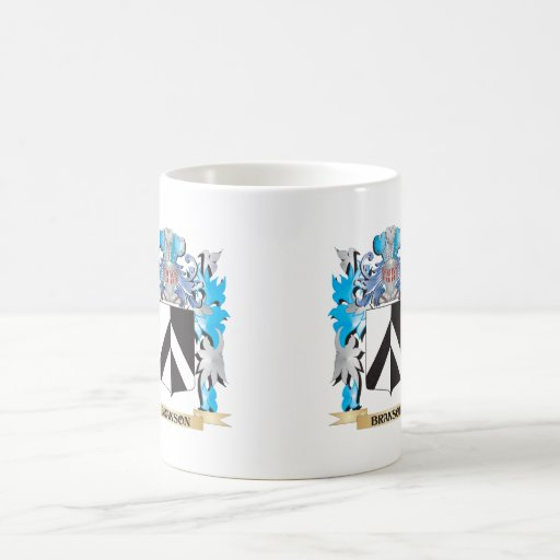 Branson Coat of Arms Coffee Mug