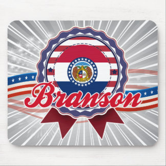 Branson, MO Mousepad