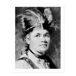 Brant - Joseph Mohawk Indian Chief Postcards