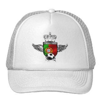 Brasão da Bandeira Portuguesa - Estilo retro Mesh Hat