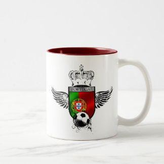Brasão da Bandeira Portuguesa - Estilo retro Coffee Mug