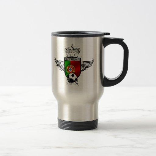 Brasão da Bandeira Portuguesa - Estilo retro Mug