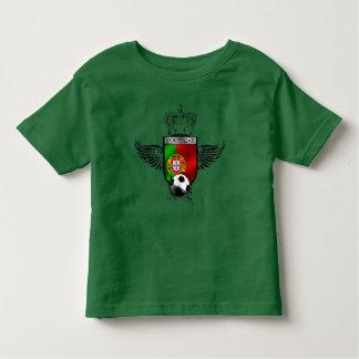 Brasão da Bandeira Portuguesa - Estilo retro Tee Shirts