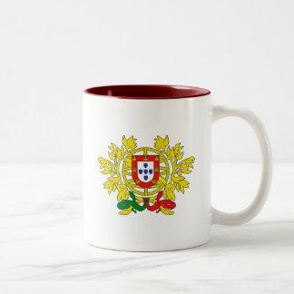 Brasão de armas de Portugal Coffee Mug
