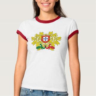 Brasão de armas de Portugal T-Shirt