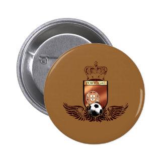Brasão dos fás de futebol portuguesa buttons