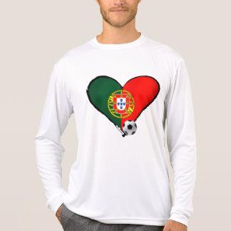 Brasil 2014 Portugal Brazil Copo do Mundo T Shirt