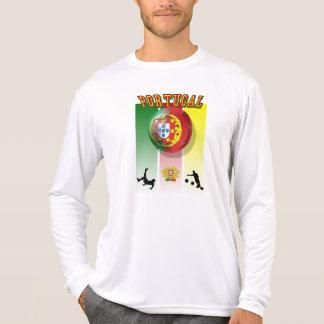 Brasil 2014 Portugal Brazil Copo do Mundo Tees