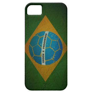 Brasil -Butbol- iPhone 5 Carcasa