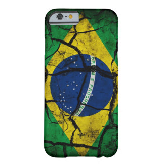 Brasil Barely There iPhone 6 Case