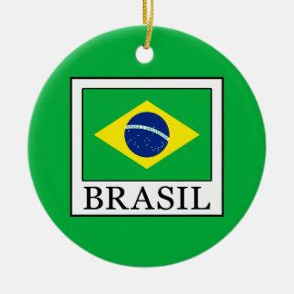 Brasil Christmas Ornament
