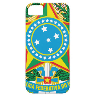 Brasil  Coat of Arms iPhone 5 Cover