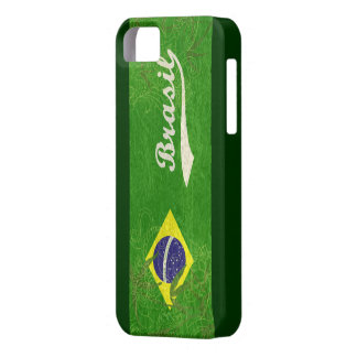 Brasil Flag Barely There iPhone 5 Case