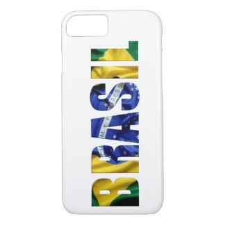 Brasil Flag iPhone 8/7 Case