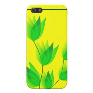 BRASIL Floral Design Cases For iPhone 5