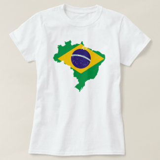 Brasil for Ladies 3 T-Shirt