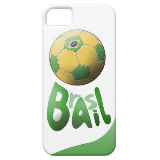 Brasil -Futbol-2014 iPhone 5 Funda