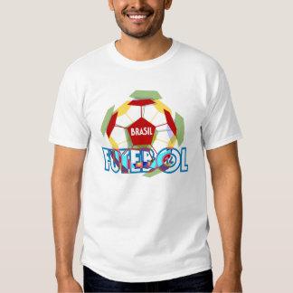 Brasil Futebol 14 shirt