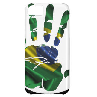 BRASIL HAND CIRCLE PRODUCTS iPhone 5C COVER