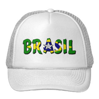 Brasil Trucker Hats