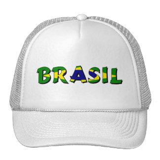 Brasil Hats