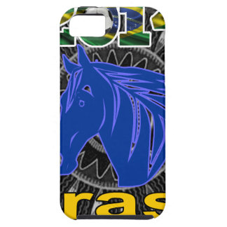 BRASIL HORSE HEAD GIFTS CUSTOMIZABLE PRODUCTS iPhone 5 COVERS