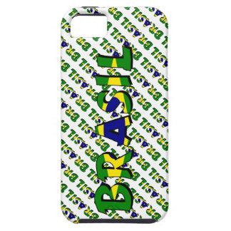 Brasil iPhone 5/5S Cover
