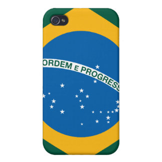 Brasil iPhone 4/4S Cases