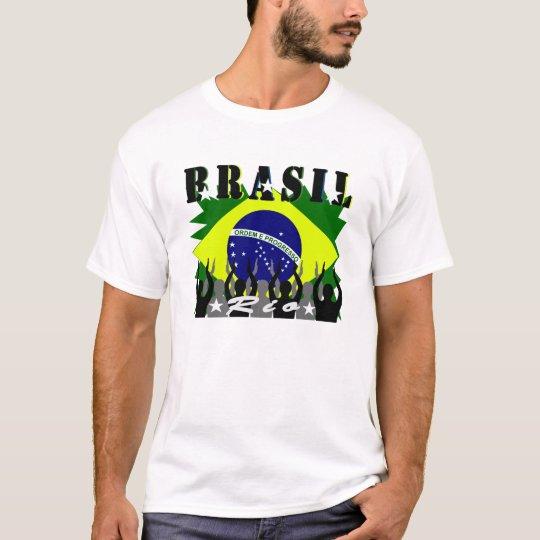 Brasil Rio Graphic T-Shirt