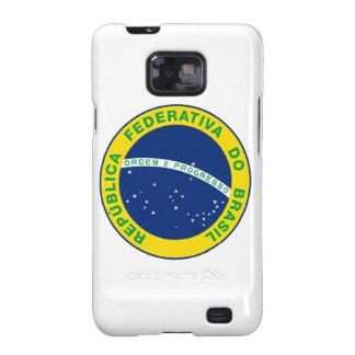 Brasil Seal Galaxy SII Cases
