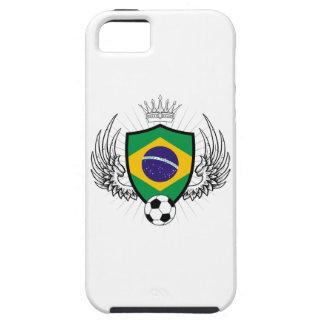 Brasil Shield Soccer iPhone 5/5S Case