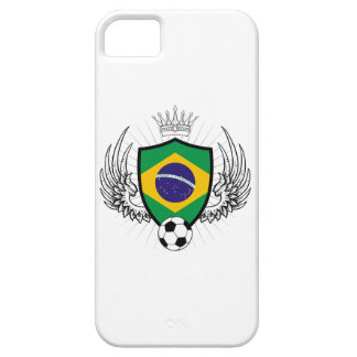 Brasil Shield Soccer Case For The iPhone 5