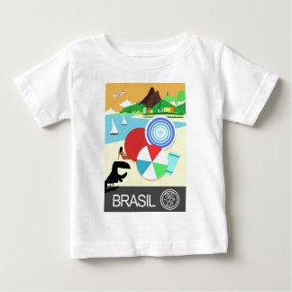 Brasil vintage retro Design T-shirt