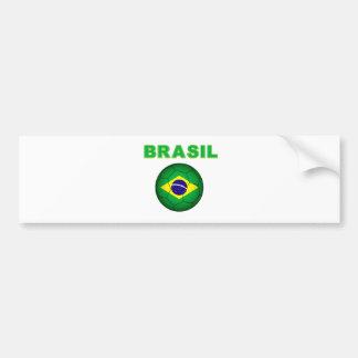Brasil World Cup t-shirt Bumper Stickers