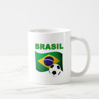Brasil World Cup t-shirt Mugs