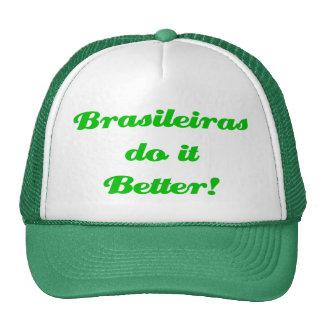 Brasileiras do it Better! Mesh Hats