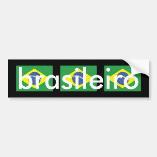 Brasileiro Bumper Sticker