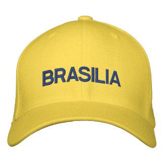 Brasilia Cap Embroidered Hats