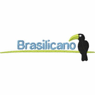 Brasilicano Logo Polo Shirt