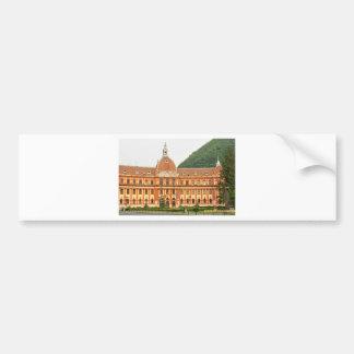 Brasov in Transylvania, Romania Bumper Sticker