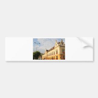 Brasov, Romania Bumper Sticker