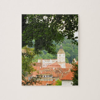 Brasov, Romania Jigsaw Puzzle