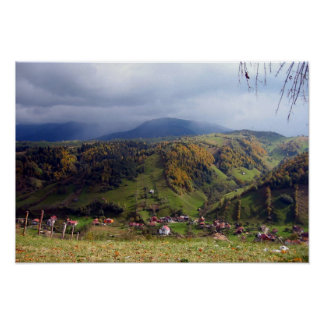 Brasov Romania Poster