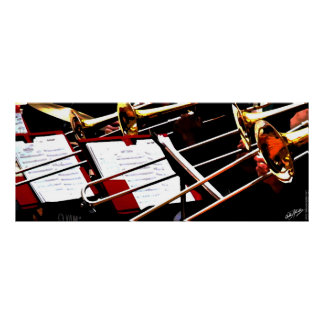 Brass Allure 1 Poster