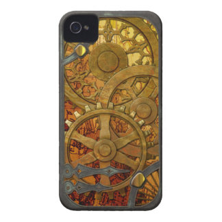 Brass and Bronze Steampunk iPhone 4 iPhone 4 Cover