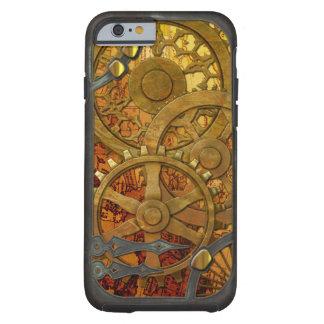 Brass and Bronze Steampunk iPhone 6 case Tough iPhone 6 Case