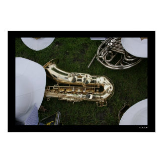 Brass Band 01 Poster