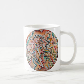 Brass Band Coffee Mug